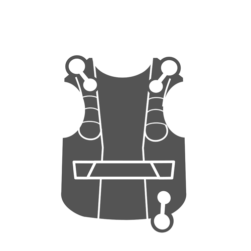 Harness For Backplate