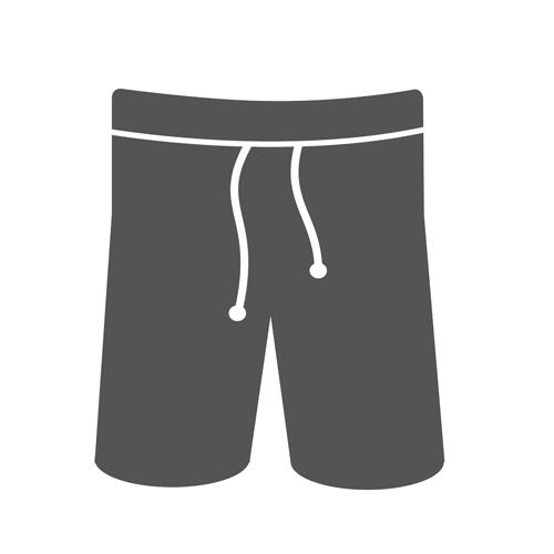 Slim-fit Khaki Shorts