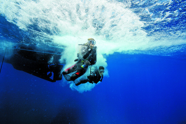 Dive Travel -