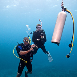 Five PADI Specialities Package 1