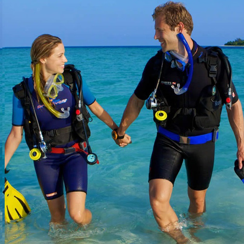 PADI Open Water Diver Course Gift Voucher