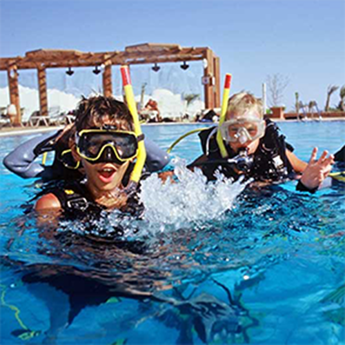 PADI Junior Open Water Diver Course Voucher
