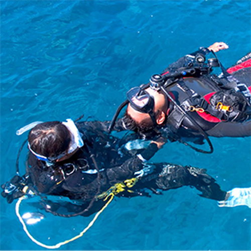 PADI Junior Rescue Diver Voucher