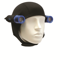Neoprene Hood - Two Light Holder
