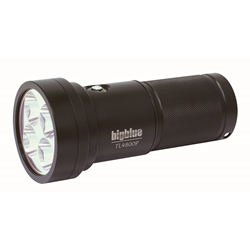Tl4800p Rechargeable Diving Light