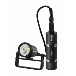 VTL8000P Umbilical Slim Rechargeable Video/Tech Light
