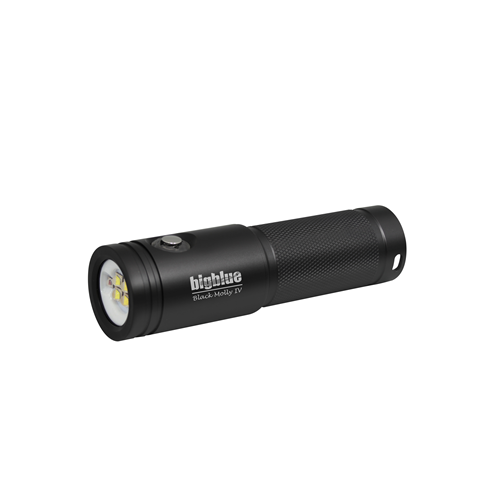 AL1800XWP II - Black Molly IV Tri-Colour Rechargeable Video Light