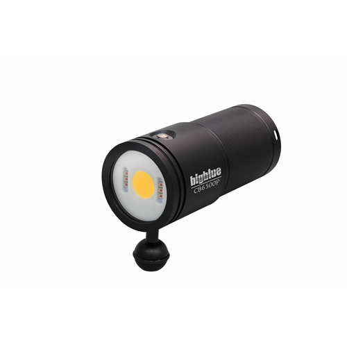 CB6500P High Colour Rechargeable Video Light