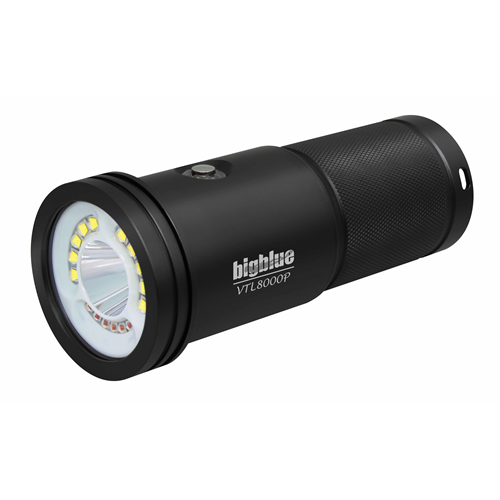 VTL8000P Rechargeable Video/Tech Light