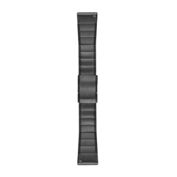 Quickfit 26 Watch Bands - Stainless Steel