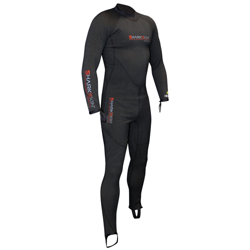 Chillproof Covert One Piece Suit With Back Zip - Ladies