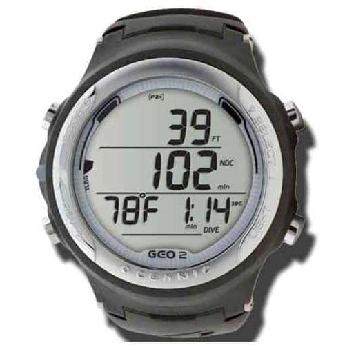 Geo 2 Wrist Grey