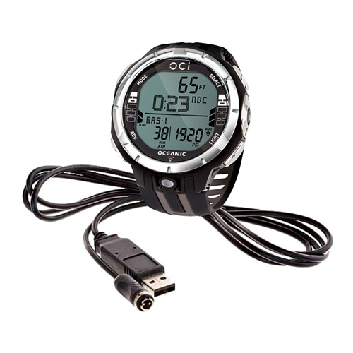 OCi, Receiver Only With USB, Black/Blue