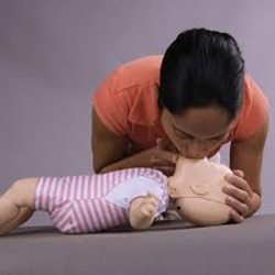 Emergency First Response Child Care (incl Material)