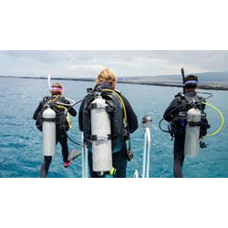 Open Water Scuba Instructor (incl Material)
