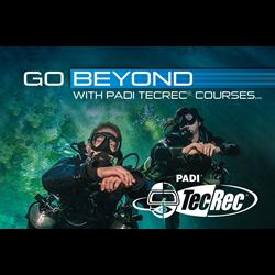PADI Side Mount Course