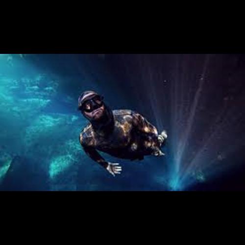 Freediver (Incl Material)