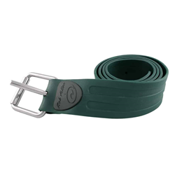 Marseillaise Rubber Weight Belt Green