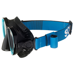 Mask Strap Comfort Scubapro Blue