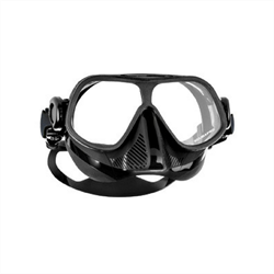 Element Steel Comp Mask Black/black