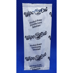 WipeOut - 50 Pack 4ml Sachet