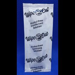 Wipeout - 50 Pack 4ml Sachet