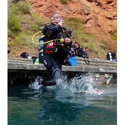 Open Water Diver (qualifying Dives Only)
