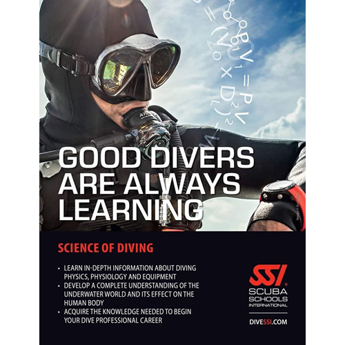 Science of Diving FOC.