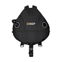 Stealth 2.0 Sidemount Wing Rec