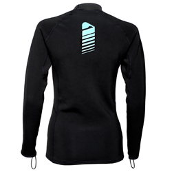 Thermiq Carbon Core Top Long Sleeve Ladies