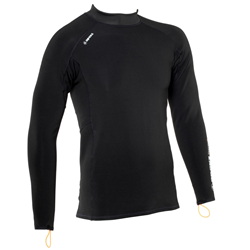 Thermiq Carbon Core Top Long Sleeve Mens