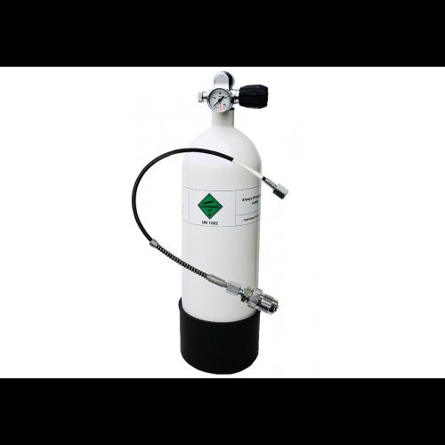 Package - 5 Litre 300 Bar Cylinder & Hose Assembly