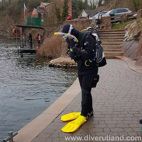 PADI Open Water Course: Standard