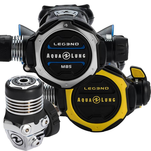 Aqualung Leg3nd MBS Stage 3 - Din set