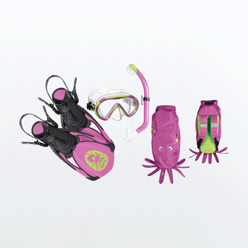 Sea Friends - Octopus