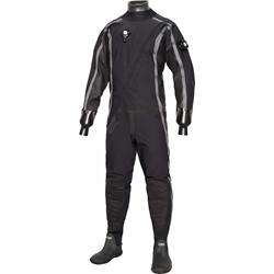Bare Sb System Dry Suit Mt L (soft Boot)