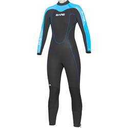 Bare Velocity Lady Full Suit 7mm