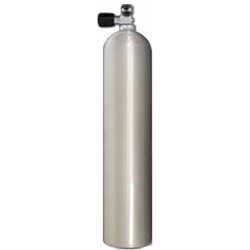 Duikcilinder Aluminium 5ltr 200bar
