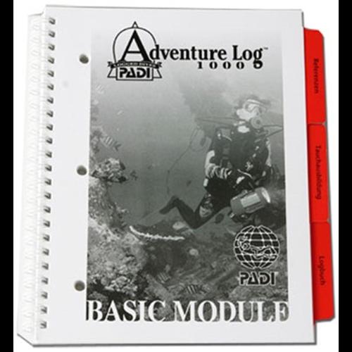 Adventure log Basis module
