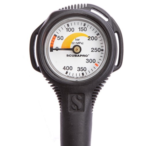 COMPACT Pressure Gauge - 400 bar