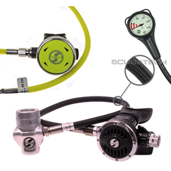 Regulator R 5 Tec Set I (octo + 1x)