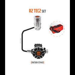 Regulator R 2 Ice Set I (reg.+ Octo + Spg)