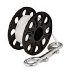 Spool Ss 15 M, With Ss 100 Mm Snap