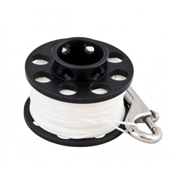 Spool Cold Water 30m With Ss 100 Mm Snap
