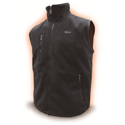Thermalution Power Heated Outdoor Vest Dv1 (fleece)