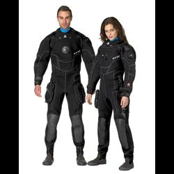D10 Pro Iss Drysuit Men Size S