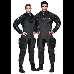 D1x Hybrid Drysuit Men Size Xs