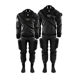 D7x Drysuit Men Size Xs