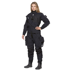 D9x Breathable Drysuit Lady Size Xxs