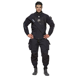D9x Breathable Drysuit Men Size Xs